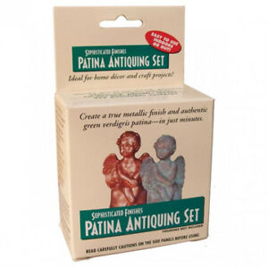 NEW Patina Antiquing set
