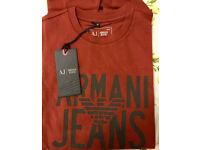 Emporio Armani t shirt size M