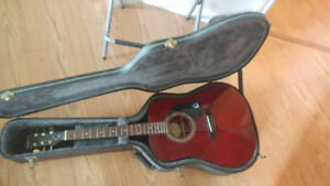 Epiphone DR100 Plus Hard Case