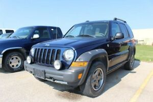2006 Jeep Liberty Renegade *AS-IS*