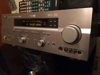 YAMAHA RX-V650 HOME CINEMA RECEIVER, FULLY WORKING, EXCELLENT SCRATCH LESS CONDITION.