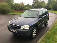 Great Value 4 x 4, super history, air conditioning, HPI clear, NEW MOT