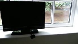 "Toshiba 19"" HD ready LCD TV"