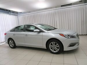 2017 Hyundai Sonata SEDAN w/ BLIND SPOT MONITORING, BACKUP CAM,