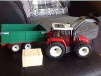 playmobil-cars, boats, house, hospital