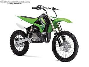 2013 KAWASAKI KX 100 Exhaust Pipe