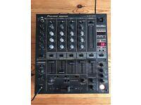 Pioneer DJM 600 DJ Mixer - excellent condition, full working order