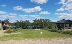 LAKE FRONT SERVICED LOT at Lucien Lake-Great lot for your cabin!