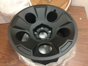 "3 NEW Rugged RIidge 17"" Drakon Wheels"