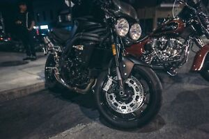 Triumph speed triple 2008
