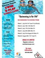 Swim & Play Summer Camps