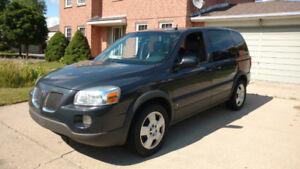 2008 Pontiac Montana SV6 Minivan Certified & E-Tested Ready 2 GO