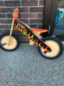 Toddler Push Bike - Great Condition