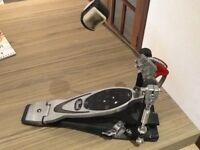 Pearl eliminator strap drive pedal