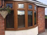 PVC windows (Bay window)