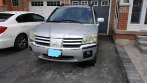 2004 Mitsubishi Endeavor XLS 4X4 AWD