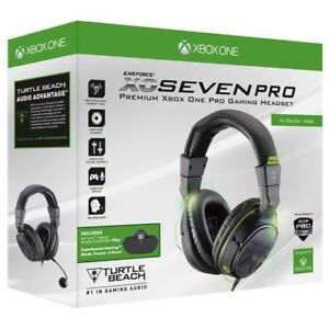 Turtle Beach Ear Force XO SEVEN Over-Ear Gaming Headset for Xbox