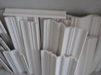 Plaster moulding supply and install starting $7.99 per ft.