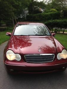 2004 Mercedes C 240 4 matic
