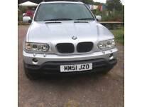 BMW X5 sport petrol.