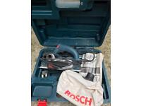 Bosch gho 26-82 professional planer like new
