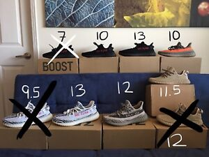 1:1 High End Yeezy 350/V2 Reps CHEAP NEED GONE