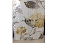 Laura Ashley Hydrangea Camomile single duvet cover