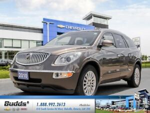 2010 Buick Enclave CXL SAFETY AND RECONDITIONED