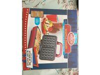 Waffle Maker - Brand New