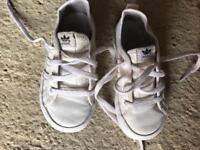 Adidas nizza toddler 7