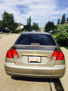 2003 Honda Civic Lx Sedan for sale