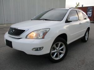 2008 Lexus RX 350 FULLY LOADED NAV CAMERA