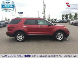 2015 Ford Explorer XLT Leather V6 4WD