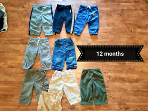 Boys pants 12 months up to 24 months