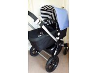 Bugaboo Cameleon 3 Jewel blue