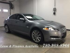 2013 Jaguar XF V6 3.0 S/C AWD,only 20649km, MINT!