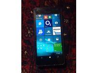 Windows phone smashed screen. working