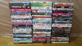 Assorted DVD'S X83