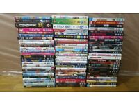 Assorted DVD'S X83