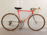 Junker Gazelle 10 speed 54 cm Pristine Original Features Rare Dutch Road Bike