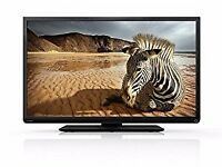 40 INCH TOSHIBA FULL HD LED TV WITH BUILT IN FREEVIEW***DELIVERY IS POSSIBLE**