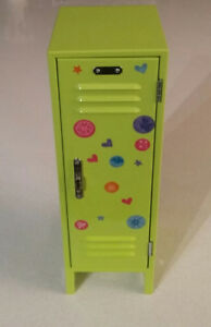 2013 American Girl School Locker
