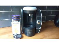 BOSCH Tassimo coffee machine, working fine, £20, I never use it so needs a new home. Pick up only
