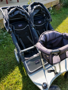 Valco baby twin/trimode stroller
