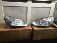 Ford galaxy mark 3 head lights