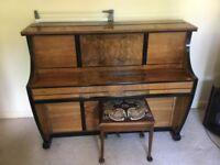 Art Deco Upright Piano