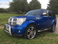 Dodge nitro 2.8crdi 1 owner
