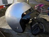 Viper motorbike/scooter helmet