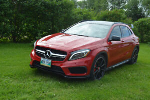 2016 Mercedes-Benz Other AMG GLA 45 SUV, Crossover