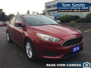 2016 Ford Focus SE - REAR VISION CAMERA, KEYLESS ENTRY, LOW KMS